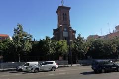 JHUN 76 EJECUCIÓN DE VIVIENDA PARROQUIAL Y REHABILITACIÓN DE ENTRADA A TEMPLO EN LA PARROQUIA DE SAN MIGUEL ARCÁNGEL EN MADRID