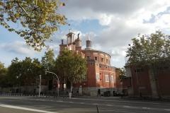 JHUN 76 REHABILITACIÓN DE CUBIERTA, PÓRTICO SUPERIOR, PINÁCULO E INSTALACIÓN DE PARARRAYOS EN LA PARROQUIA DE SAN AGUSTÍN EN MADRID