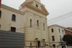 JHUN 76 REHABILITACIÓN DE FACHADAS LATERALES EN LA PARROQUIA DEL SAGRADO CORAZÓN DE JESÚS.